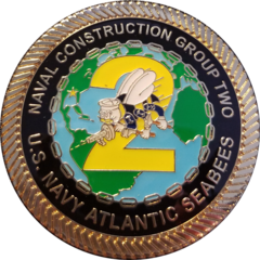 Naval Construction Group Two FLAT