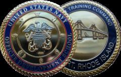 Officer Development School Coin
