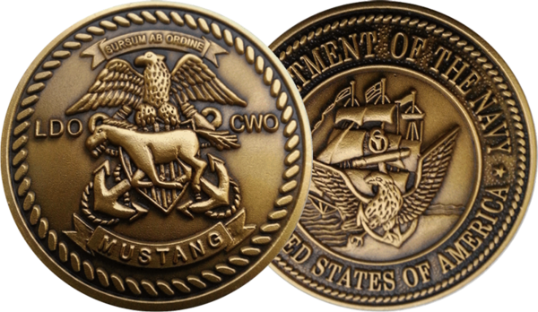 Traditional LDO/CWO Coin
