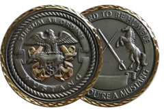 Commissioning Coin Version 2