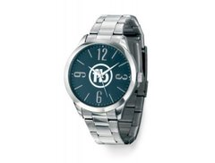 FRED BENNETT CLASSIC WATCH STAINLESS STEEL BAND