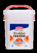 Punja's Breakfast Cracker - 4kg Pail