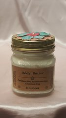 New *** Unscented Body Butter ***
