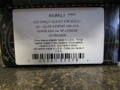 Flo Torq II Hub kit for Suzuki new by Mercury 835283Q2