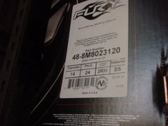 24 Fury 48-8M8023120 new by Mercury