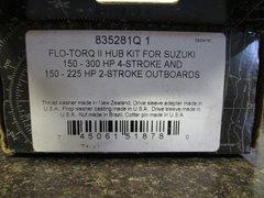 Flo Torq II Hub kit for Suzuki new by Mercury 835281Q1