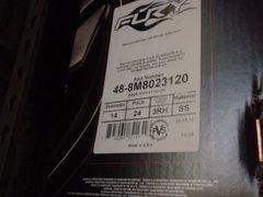 24 Fury 48-8M8023120 new by Mercury no hub