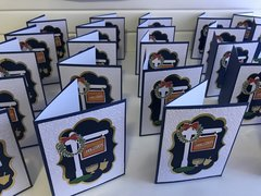 20 Handcrafted Realtor Holiday Greeting Cards