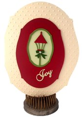 """20 Handcrafted Holiday Greeting Cards """"Joy"""""""