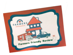20 Farmers Friendly Review Greeting Cards For Agents