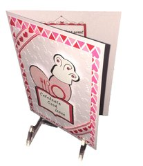 20 Personalized Handcrafted Invitations, What's Cooking Valentines Day