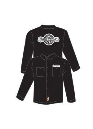 Long Sleeve Crew Shirt SIZE LARGE
