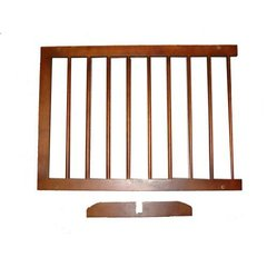 Extension For Step Over Free Standing Gate