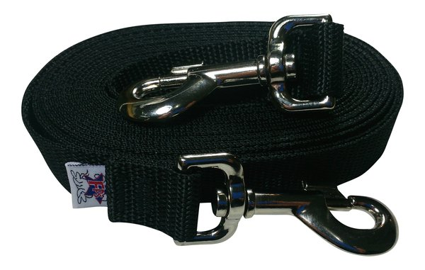 Beast-Master Polypropylene Dog Tether Black