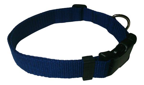 Beast-Master Polypropylene Dog Collar Royal Blue