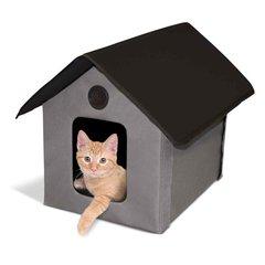 Heated Outdoor Kitty House