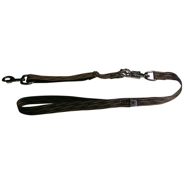 Tactical Quick Release Heavy Duty Panic Snap Adjustable Dog Leash Woodland Camo …