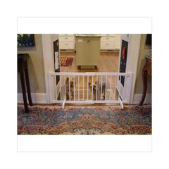 Step Over Free Standing Pet Gate