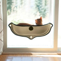 EZ Mount Window Bed Kitty Sill
