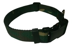 Beast-Master Polyester Dog Collar Combat Camouflage