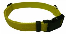 Beast-Master Polypropylene Dog Collar Sundrop Yellow