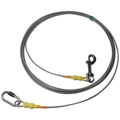 Freedom Aerial Dog Run Replacement Lead Line Cable Light Duty FADR-100LD-RLL
