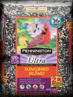 Ultra Songbird Blend High Energy Blend 2.5lb