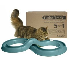 Turbo Track Cat Toy