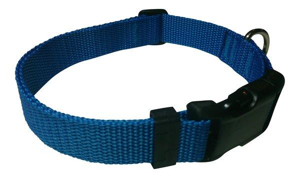 Beast-Master Polypropylene Dog Collar Glacier Blue