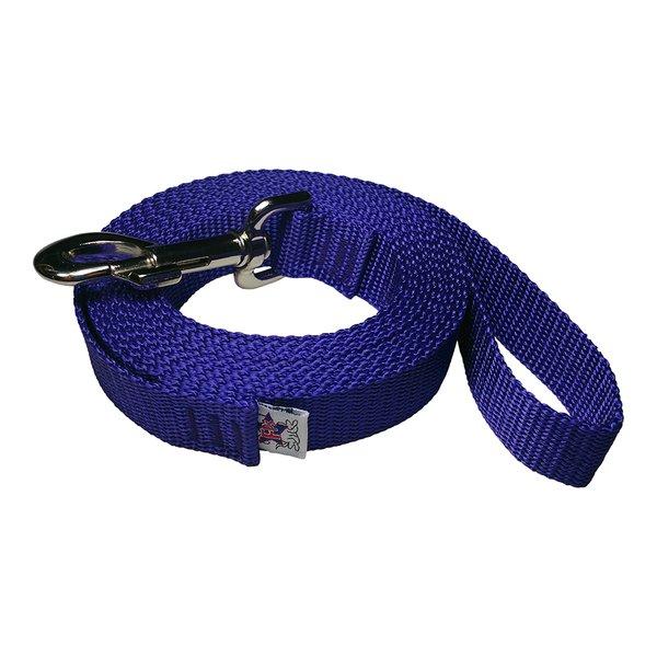 Beast-Master 1 Inch Polypropylene Dog Leash FPS-PP100 Vivid Violet