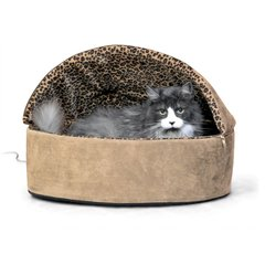 Thermo-Kitty Bed Deluxe Hooded