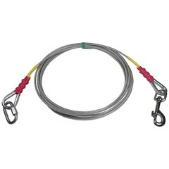 Freedom Aerial Dog Run Replacement Lead Line Cable Standard Duty FADR-100SD-RLL