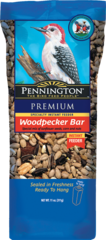 Hanging Woodpecker Treat Bar Instant Feeder