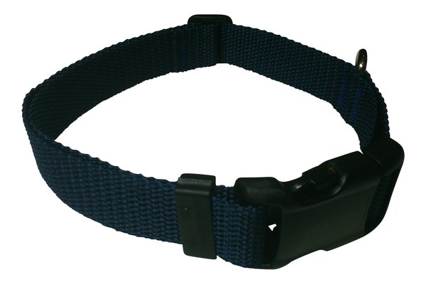 Beast-Master Polypropylene Dog Collar Midnight Blue