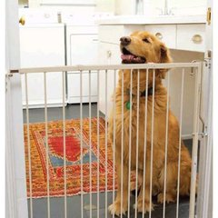 Duragate Hardware Mounted Dog Gate