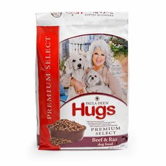 Paula Dean Premium Select Dog Food Beef and Rice 12 lbs.