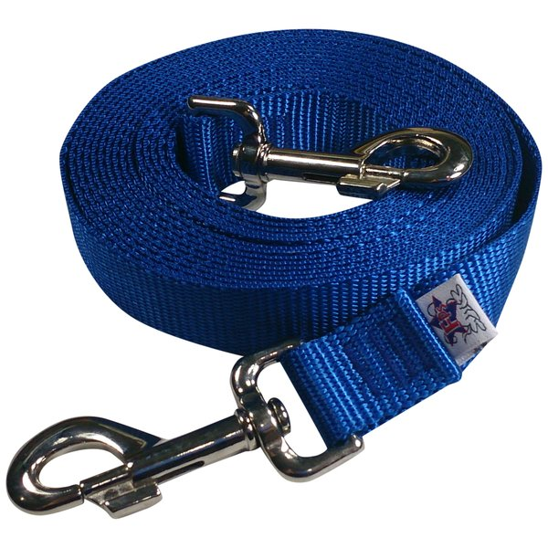 Beast-Master Nylon Dog Tether Royal Blue