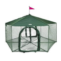 Gazebo Outdoor Cat Enclosure