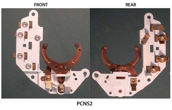 Century l shaped electric motor start switch for Electric motor centrifugal switch replacement