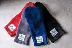 2 Ply Polartec Fleece RunMItts - SMALL - 9 inches x 3.5 inches