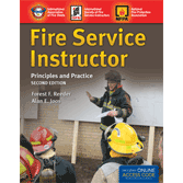 NFPA-RES30213 Fire Service Instructor: Principles and Practice, Second Edition