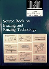 ASM-00999 Source Book on Brazing and Brazing Technology