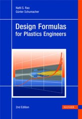 PLASTICS-03704 2004 Design Formulas for Plastics Engineers, 2nd Edition (Hanser)