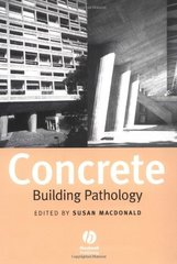 NACE-38390 - Concrete: Building Pathology