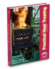 ASM-05144G Practical Heat Treating, Second Edition