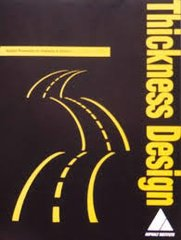 MS-1 Thickness Design-Highways & Streets