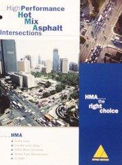 AI-PR-2 High Performance Hot Mix Asphalt Intersection