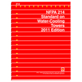 NFPA-214(11): Standard on Water-Cooling Towers