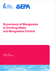 AWWA-91147 Occurrence of Manganese in Drinking Water and Manganese Control
