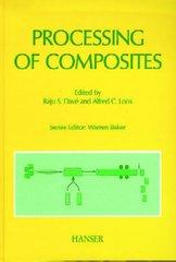 PLASTICS-02264 2000 Processing of Composites, (Hanser)